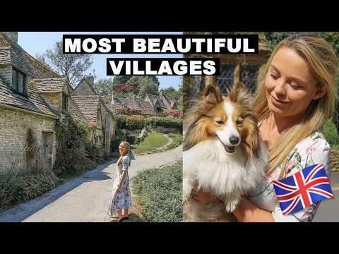 Top 5 Best Cotswolds Villages! | British Staycation Road Trip | Cotswolds Travel Guide
