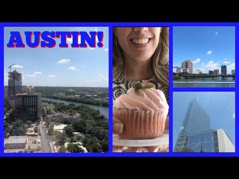 2 Austin Fairmont Hotel Mini Tour  | Gourmet Grocery!|