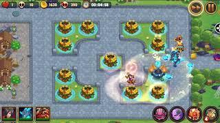 Realm Defense Tournament 854 Kills with Leif Yan Narlax