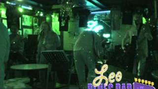Drop the Pilot (Joan Armatrading) the Band of Smiles Live @Leo Blues Bar Pattaya Thailand