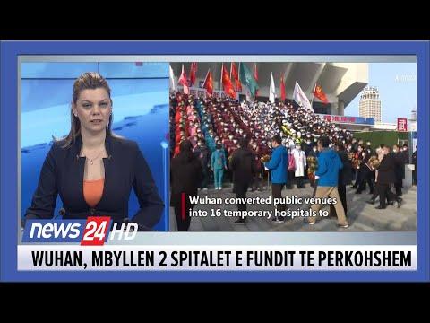 13 Mars, 2020 Flash News Ne News24 (Ora 08.30)