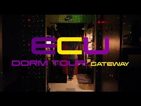 ECU DORM TOUR: GATEWAY