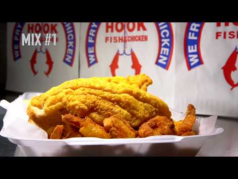 Hook Fish & Chicken (Baton Rouge) Commercial TV 1920x1080