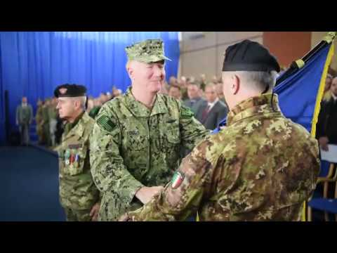 Kosovo Force Change of Command 2017