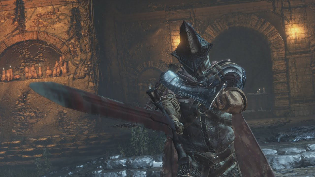 How to defeat the abyss watchers dark souls 3 youtube - Watchers dark souls 3 ...