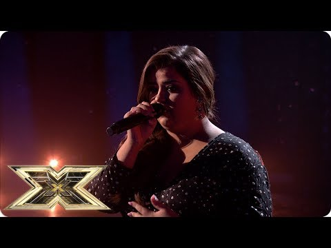 Scarlett Lee sings I Didn't Know My Own Strength | Live Shows Week 6 | X Factor UK 2018