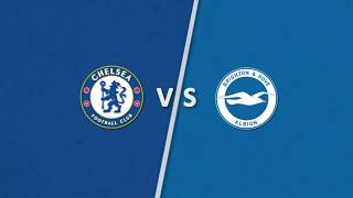 Premier League: Chelsea vs Brighton & Hove Albion in numbers