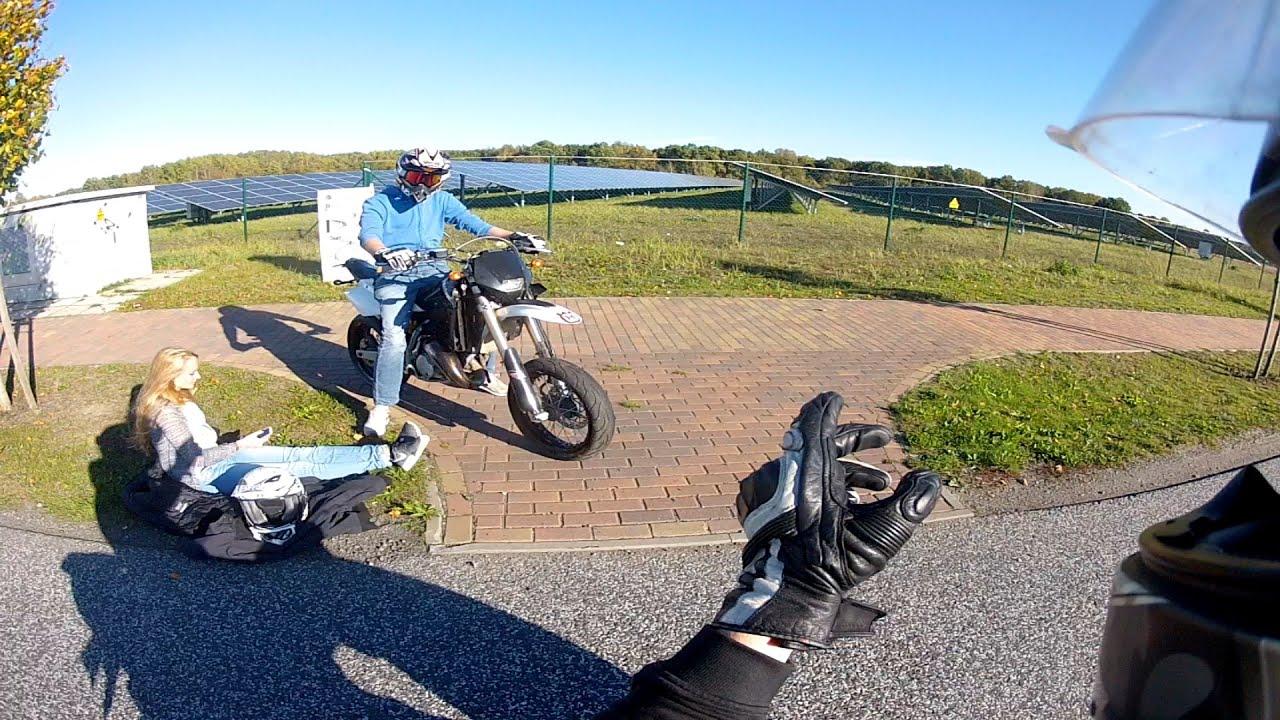 My New Bike | Husqvarna 125 | GoPro hero 4 Black