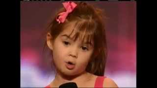 Kaitlyn Maher Somewhere Out There James Ingram America's Got Talent