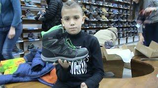 Как выбрать зимнюю обувь для мальчика / БОЕВОЙ КОСТЯН /How to choose winter boots for the boy