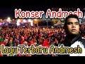 Konser Andmesh Kamaleng Cinta Luar Biasa di Mall Pipo Makassar