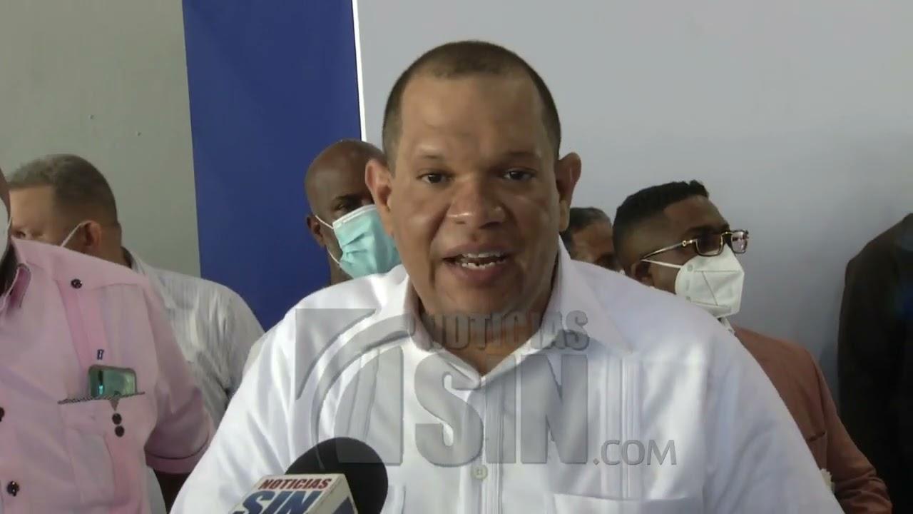 """Abinader afirma reforma en la PN """"será un hecho"""""""
