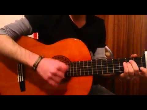 QaraQan Kagiz Gemiler-Guitar Cover