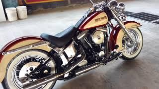 Harley-Davidson Heritage Softail 1989 EVO 1340cc