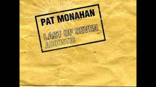 Pat Monahan - Pirate On the Run (Acoustic)