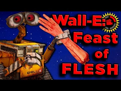 Thumbnail: Film Theory: Wall-E's Unseen CANNIBALISM!