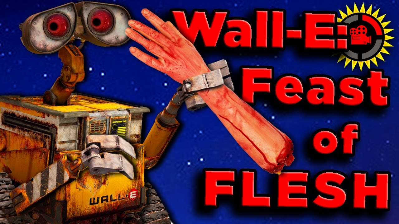 Film Theory: Wall-E's Unseen CANNIBALISM!