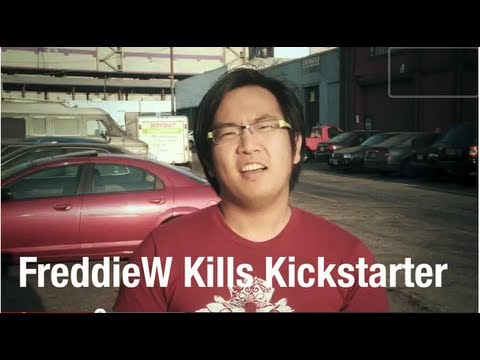 Freddie Wong Raises Over $112k on Kickstarter!