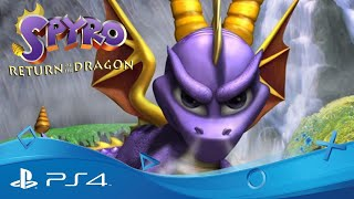 Spyro the Dragon REMASTERED | PS4 Talk