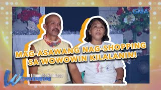 Wowowin: Mag-asawang nag-shopping spree sa 'Tutok to Win,' kilalanin!