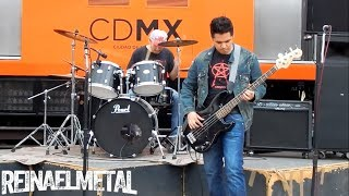 Apeiron - (en vivo) - Metro Fest