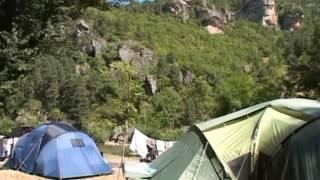 Présentation du Camping Beldoire - Aveyron - Gorges du Tarn