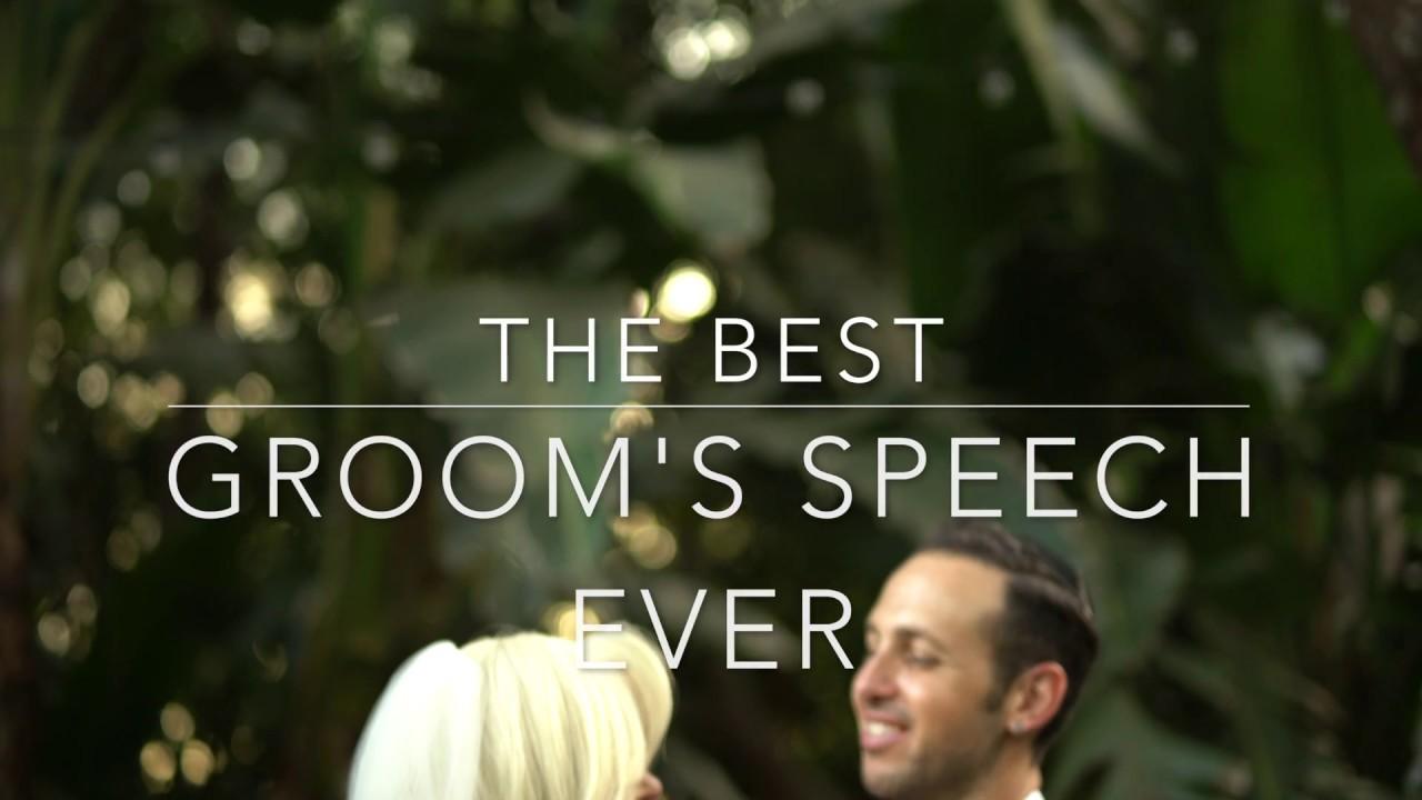 Best Wedding Speeches.Best Groom S Speech Ever Dirtiest Funniest Poetic Hillarious Brave Touching Wedding Speech