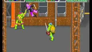 Game | Teenage Mutant Ninja Turtles The Arcade Game | Teenage Mutant Ninja Turtles The Arcade Game