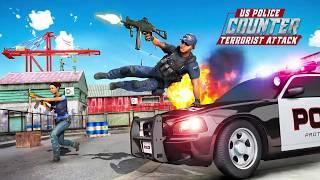 Police Counter Terrorist Shooting - FPS Strike War screenshot 2
