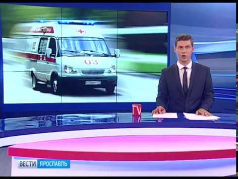 В ДТП в Ярославле пострадала несовершеннолетняя девочка