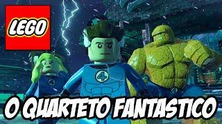 Video Lego Marvel Super Heroes - O QUARTETO FANTÁSTICO download MP3, 3GP, MP4, WEBM, AVI, FLV Oktober 2018
