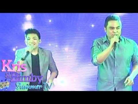 Jed & Darren sing