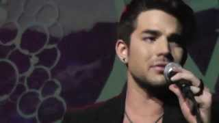 Adam Lambert - The Light and Another Lonely Night - Live In the Vineyard 2015 11 06 007