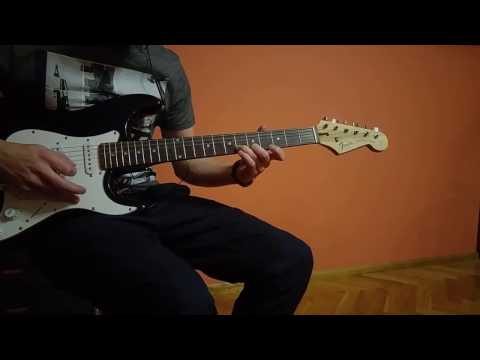 Alan Walker - Faded - Electric Guitar Cover