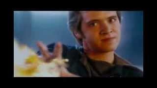 Enfrentamiento entre John (pyro) y Bobby (iceman) en X men 3 la bat...