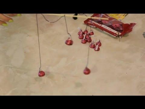 Valentine Hershey Kisses Crafts Valentine S Day Crafts More