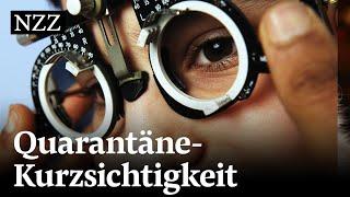 Quarantäne-Myopie: Warum unsere Gesellschaft wegen Lockdowns kurzsichtiger wird