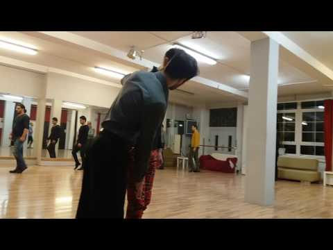 Tango Men´s Technique by Santiago Hernandez