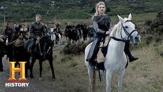 Vikings: Recap: Ep 204 Eye for an Eye | History