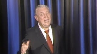 Rodney Dangerfield Nails the Opening Stand-Up on His ABC Special (1985)
