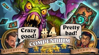 Best Cards from The Witchwood: Hearthstone Final Results (Trump & Kripparrian's Reactions)