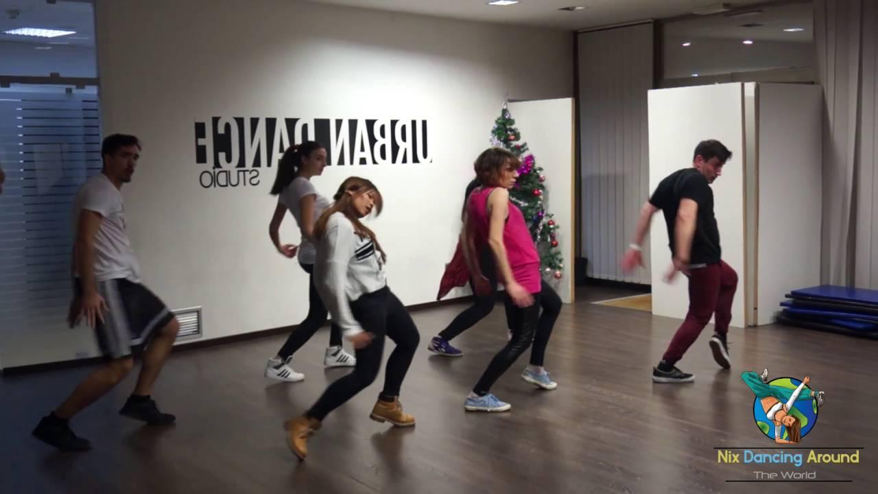Dancehall Choreography By Bojana Tasov