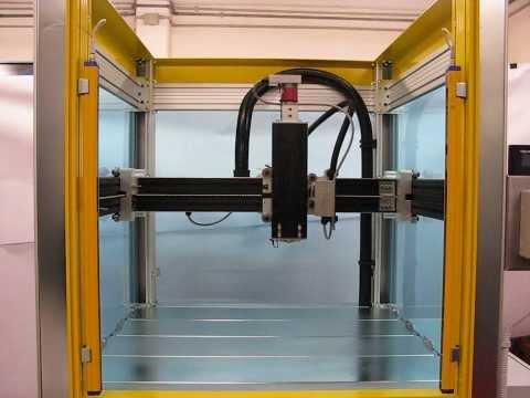 Robot Gantry 600x500x200