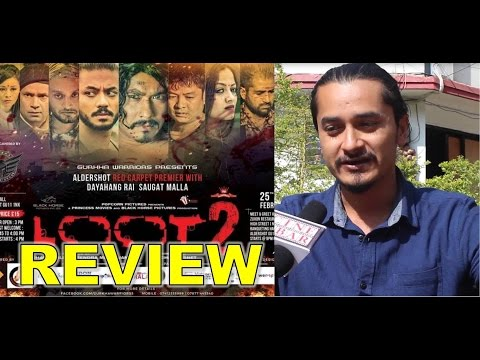 Cinebar: Loot 2 Review | Saili video Actor Gaurav Pahadi - 24 February 2017, Full Episode 2