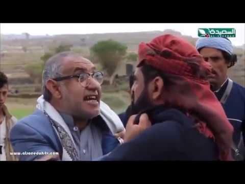 الحاج ابراهيم يكشف لأصحاب القرية أن ورور يعرف براءة ابنه عرفة من القتل