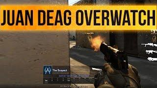 Overwatch 8 Juan Deag Drückt Die Deagle Schellen Counter Strike Global Offensive