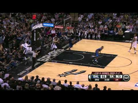 Dallas Mavericks vs San Antonio Spurs Game 5 | April 30, 2014 | NBA Playoffs 2014