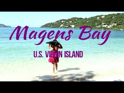 Magens Bay Beach ||  US Virgin Island || Holiday Wallet