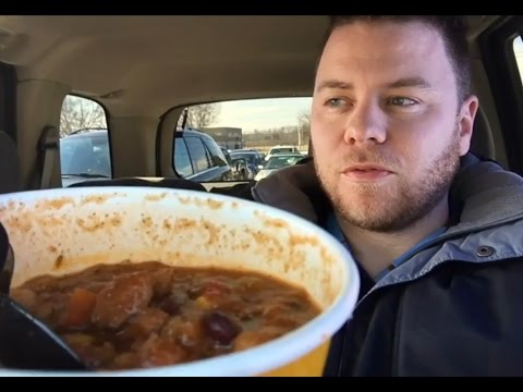 PANERA BREAD ALL NATURAL TURKEY CHILI REVIEW AND NUTRITION FACTS | THE SHOWSTOPPER SHOWS