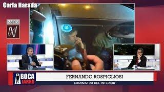 Fernando Rospigliosi habla sobre la libertad de  Maritza Garrido Lecca